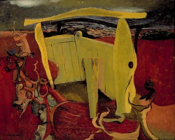 <em>Lock Gates</em>, 1942