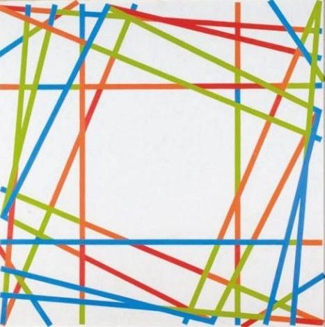 <em>Chance Order Change 19, Symmetry A</em>, 1984
