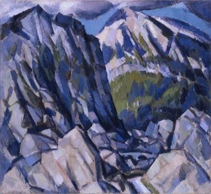 <em>The Rocky Glen</em>, 1922