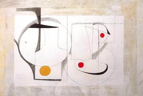 <em>Composition (Summer)</em>, 1933