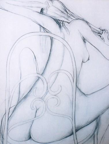 <em>The Chair</em>, 1975