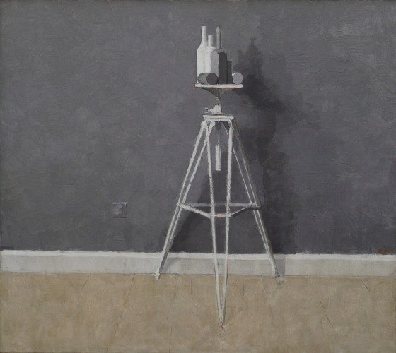 <em>Still Life on Modelling Stand I</em>, 1970