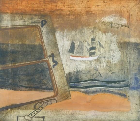<em>Porthmeor Beach no.2</em>, 1928