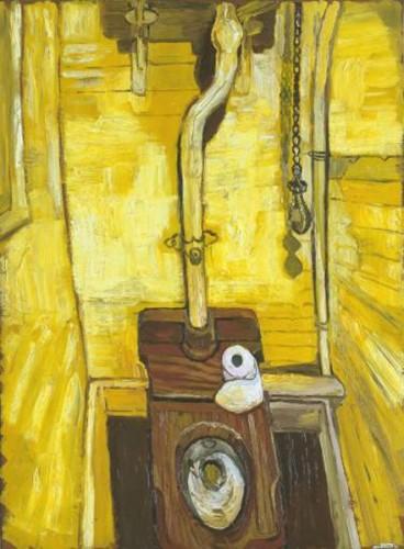 <em>The Toilet</em>, 1955