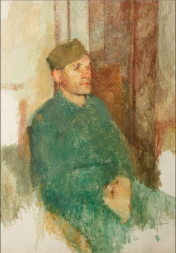 <em>Sergeant Major Bellani, Italian Prisoner of War</em>, c.1945