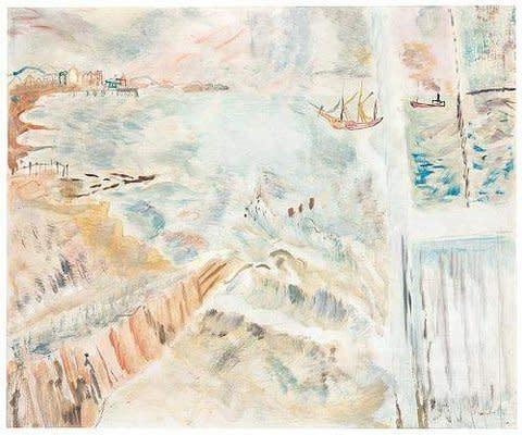 <em>Morning Sea</em>, c. 1931