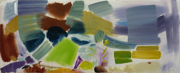 <em>Colourspaces over the Marsh</em>, 1970