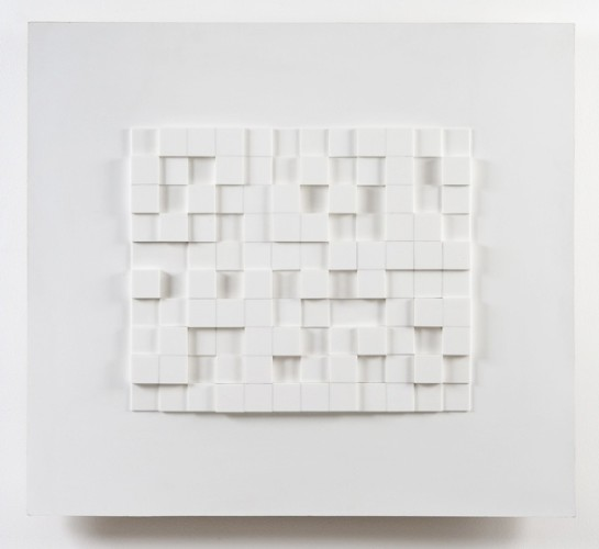 <em>White Permutation</em>, 1963