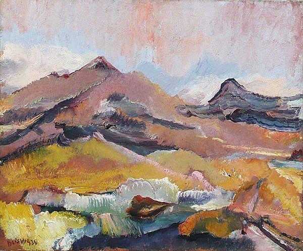 <em>Snowdonia</em>, 1936