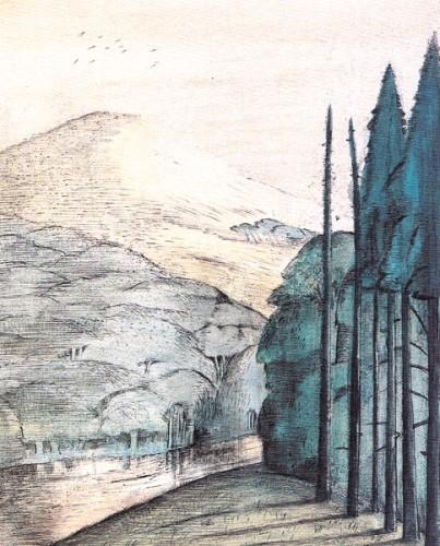<em>A Dawn</em>, 1912