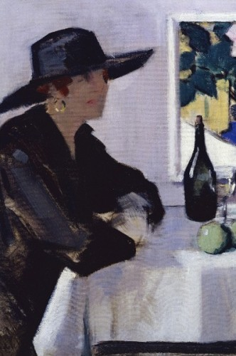 <em>The Black Hat</em>, c.1912