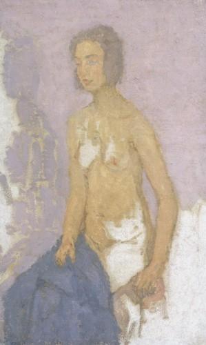 <em>Nude</em>, 1923-4