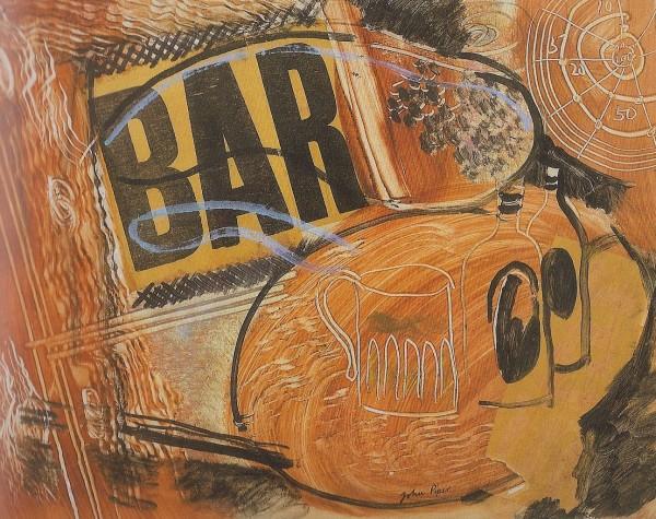 <em>Public Bar</em>, 1933