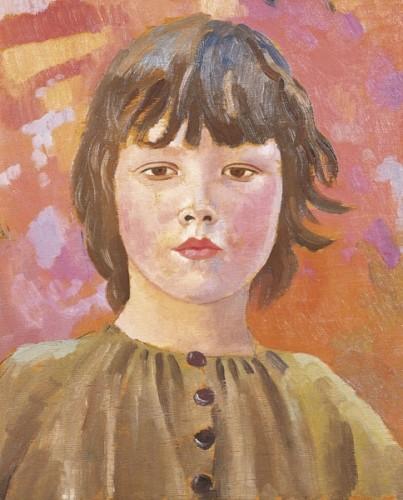 <em>Portrait of Robin, the Artist's Son</em>, 1912