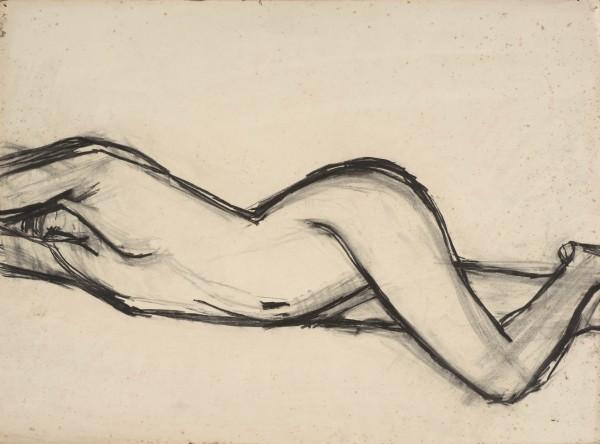 <em>Stretching Figure</em>, c.1957