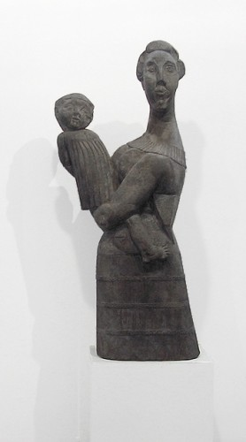 <em>Mother & Child</em>, 1956