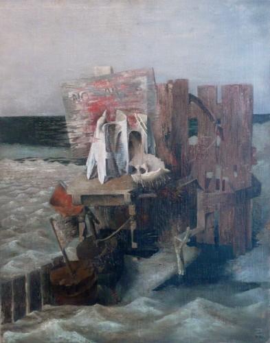 <em>Sea Composition</em>, 1940