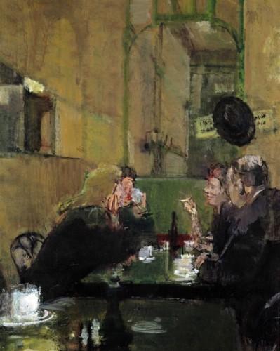 <em>Hammersmith Cafe</em>, c.1945