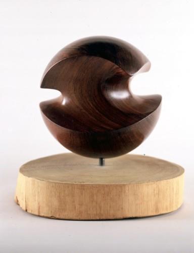 <em>Darkwood Sculpture</em>, 1946
