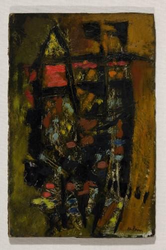 <span class=&#34;artist&#34;><strong>Roger Hilton</strong></span>, <span class=&#34;title&#34;><em>Two Figures</em>, 1951</span>