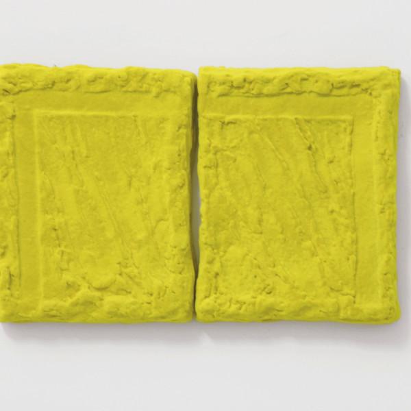 Pino Pinelli - Pittura G 2 elementi, 2007