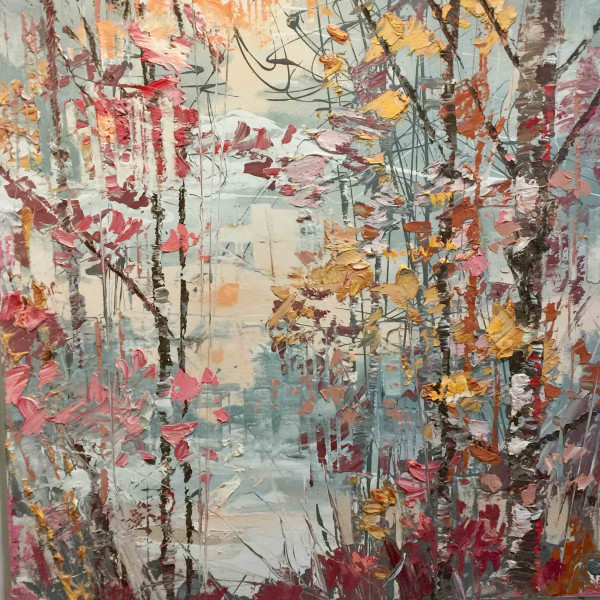 Paul Treasure - Autumn Mist