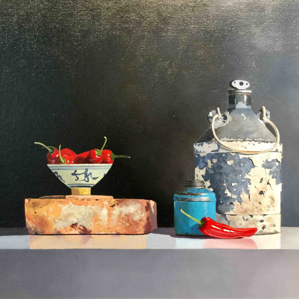 Robert Walker - Cans and Chillies