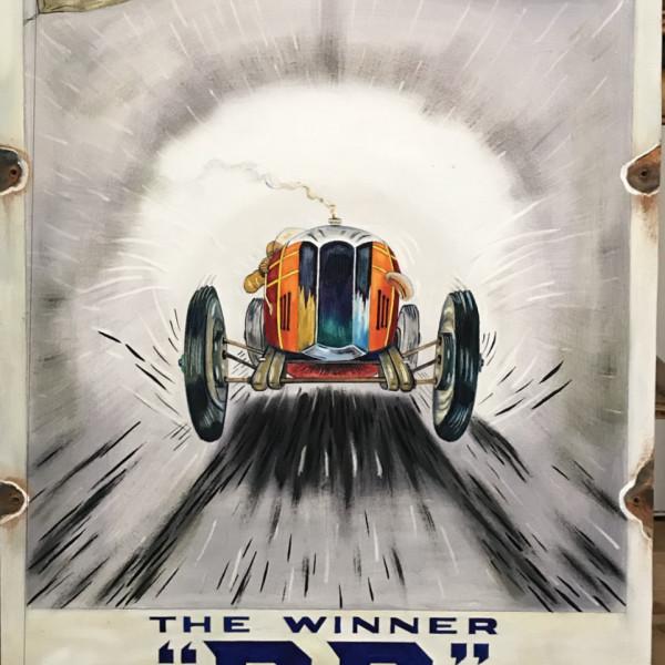 Vegan Joe - BP The Winner