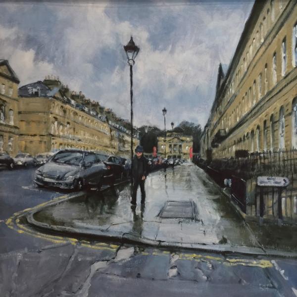 Ben Hughes - Towards the Holburne