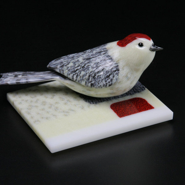 Marc Petrovic - Petite Avian Pair, 2014