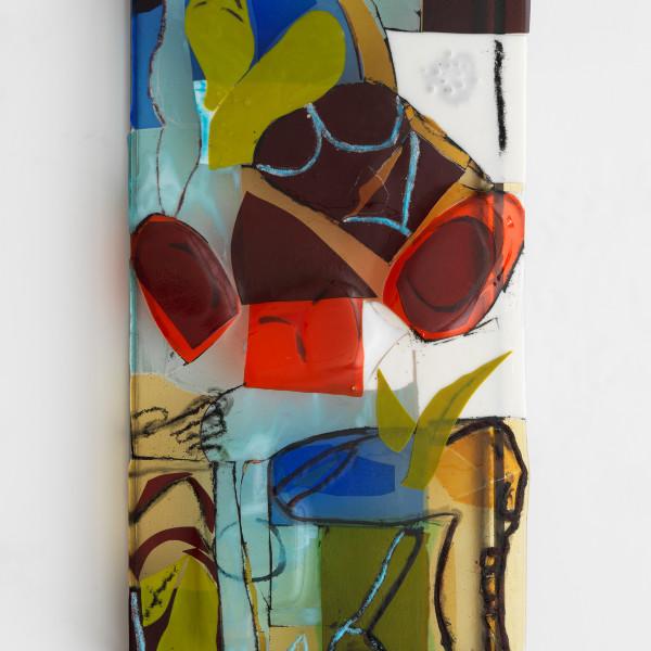 Jessica Jackson Hutchins - Paw Print, 2017
