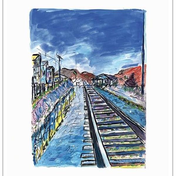 Train Tracks by Bob Dylan