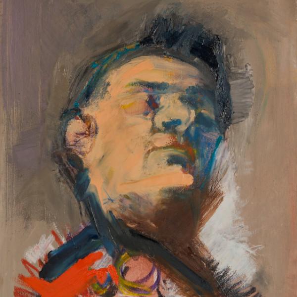 Dénes Maróti - Self Portrait , 2018