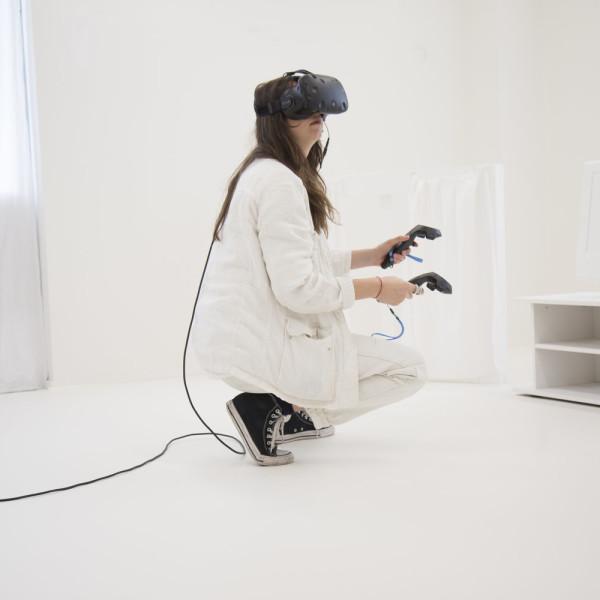 Cara Mills - Virtual Reality Game, 2018