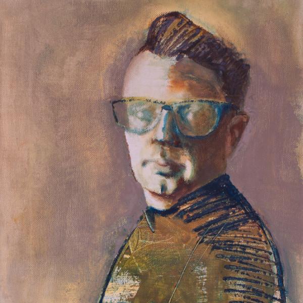 Dénes Maróti - Self Portrait, 2018