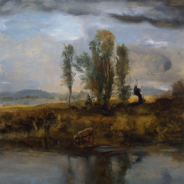 Kevin Kadar - Riverscape II, 2018