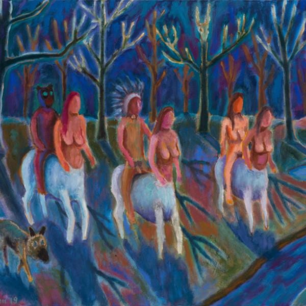 Jim Denomie - An Erotic Indian Story, 2019