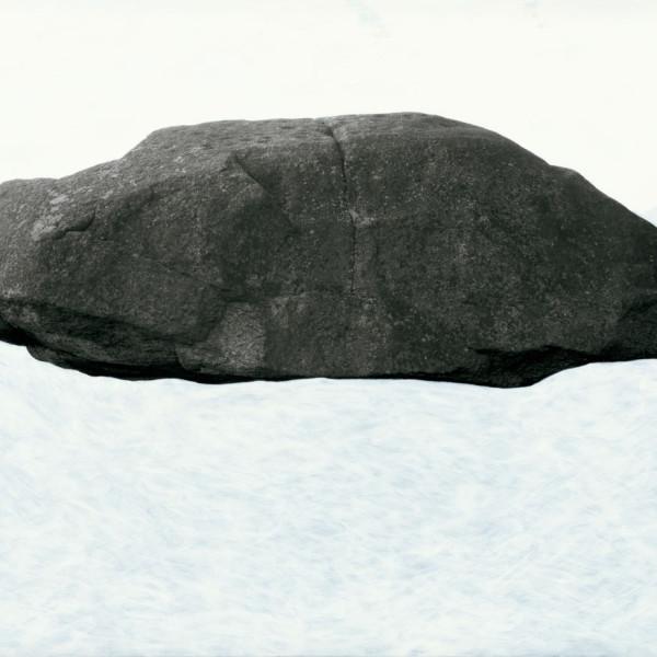 Tacita Dean - Floating Dolmen, 2009