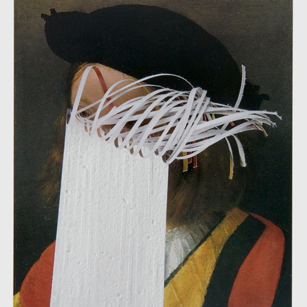Ruth Claxton - Postcard (Portrait of a Boy), 2008