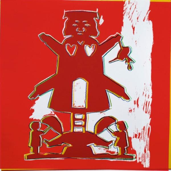 Andy Warhol, Hans Christian Andersen (Unique) , 1987
