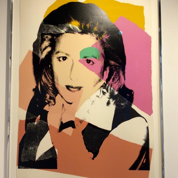 Andy Warhol, Marcia Weisman, 1975