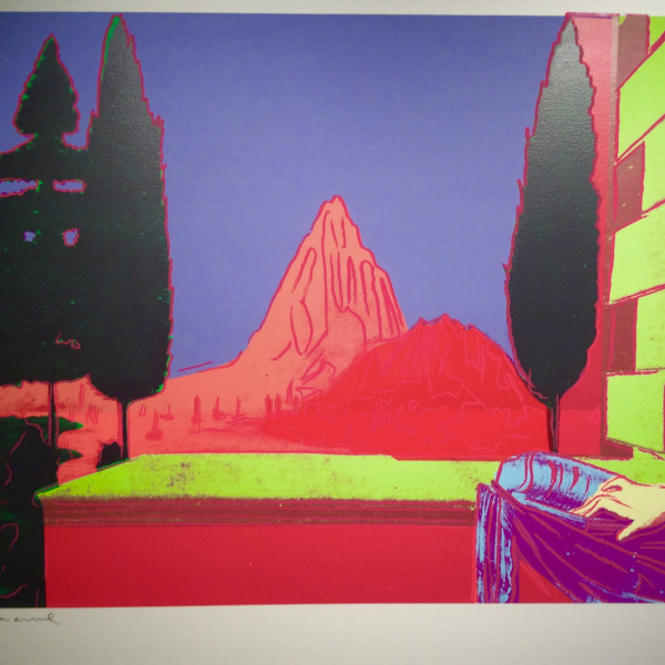 Andy Warhol, The Annunciation (F&S II.323) , 1984