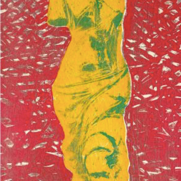 Jim Dine, Nine Views of Winter (No.9) *SOLD*, 1985