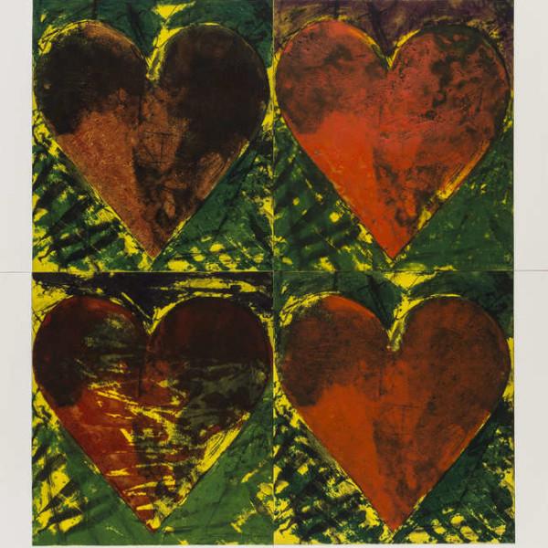 Jim Dine, L.A. Eyeworks, 1982