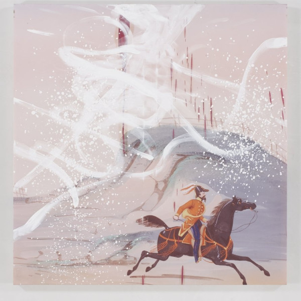 Julian Schnabel - Untitled, 2011