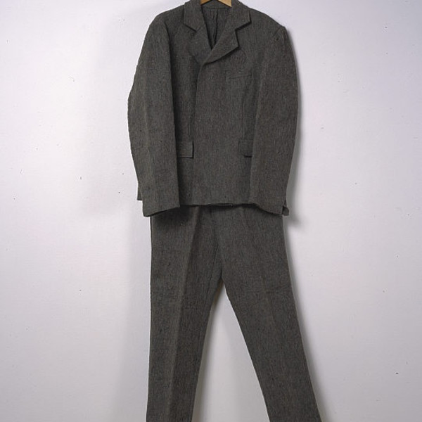 Joseph Beuys - Felt Suit, 1970