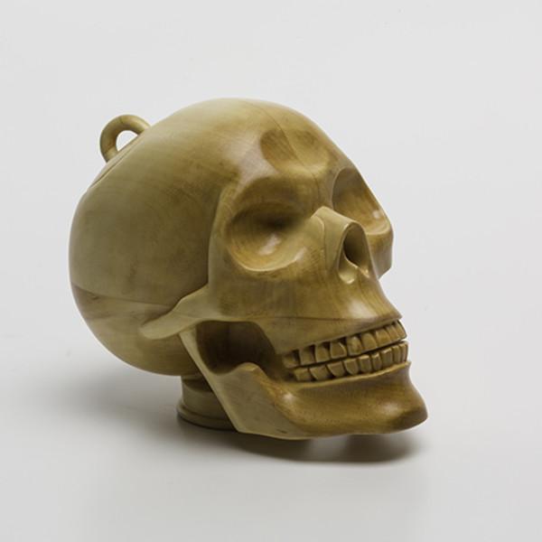 Sylvie Rosenthal - Skull Teapot