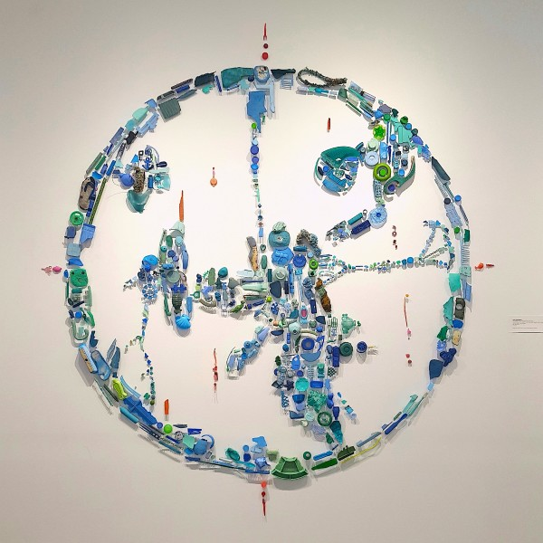 Pam Longobardi - One World Ocean (Anthropocene Hyperobject)