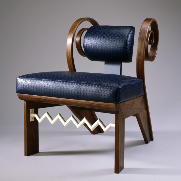 Garry Knox Bennett - Zig Zag Chair