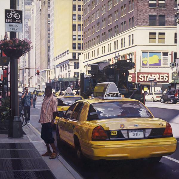 Harold Zabady - Manhattan